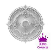 Large Rococo Ceiling Rose 770mm